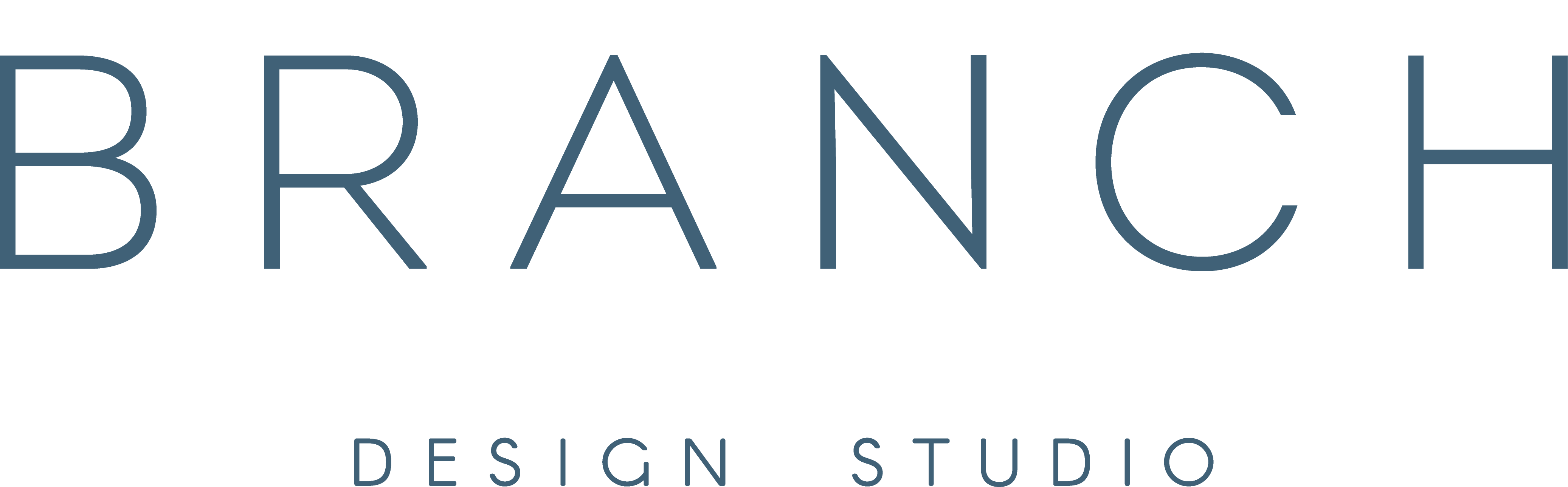 Branch Design Studio Logo